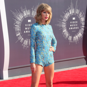 Taylor Swift attends the 2014 MTV Video Music Awards