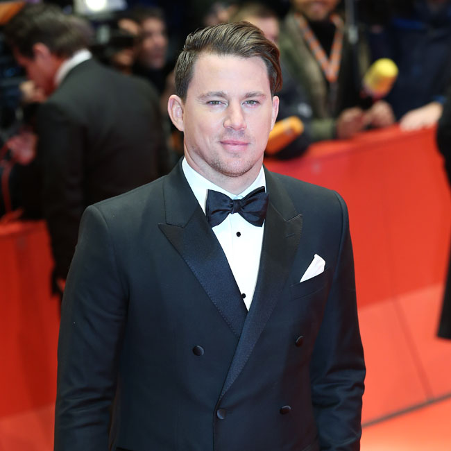Stars attend the 'Hail, Caesar!' premiere during the 66th Berlinale International Film Festival Berlin at Berlinale Palace on February 11, 2016 in Berlin, Germany. Pictured: Channing Tatum Ref: SPL1225184 110216 Picture by: exen / Splash News Splash News and Pictures Los Angeles:310-821-2666 New York: 212-619-2666 London: 870-934-2666 photodesk@splashnews.com