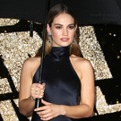 Lily James, BFI London Film Festival Awards 2016, The Banqueting House, London UK, 15 October 2016